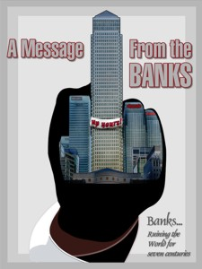 Message from Banks - Up Yours