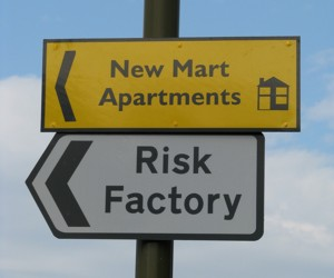 Avoid the Risk Factory