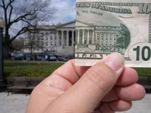 Treasury Department and $10 Bill